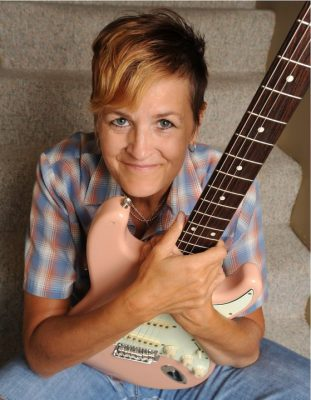 IAMA February Local Concert Series: Mary Tebbs and The Capitol Reefers