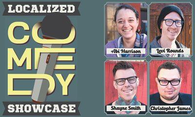 SLUG Localized Comedy Night