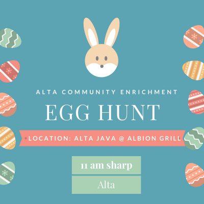 ACE Easter Egg Hunt 2017