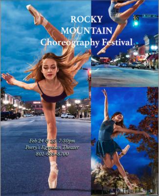 Rocky Mountain Choreography Festival 2017