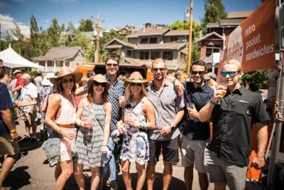 13th Annual Park City Food & Wine Classic