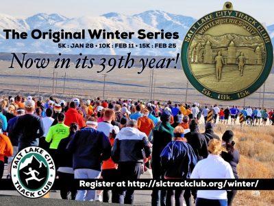 39th Annual Original Winter Series 15K
