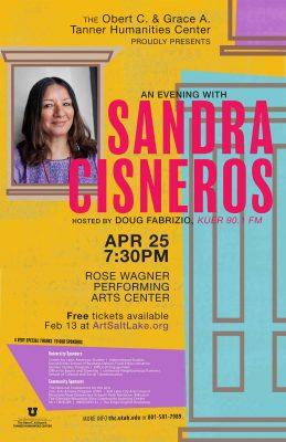 An Evening with Sandra Cisneros