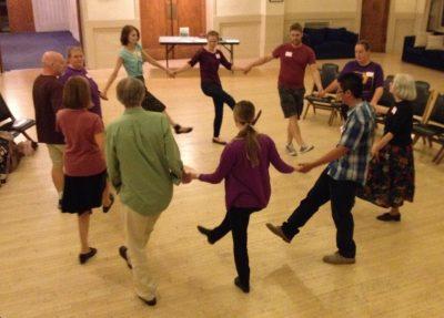 Beginners Basics Scandinavian Folk Dance Class