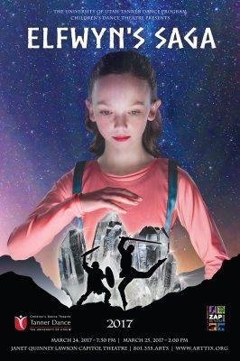 Children's Dance Theatre's Elfwyn's Saga