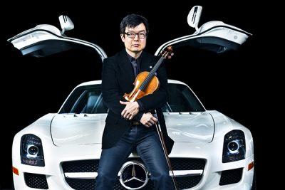 David H Park Violin Clinic