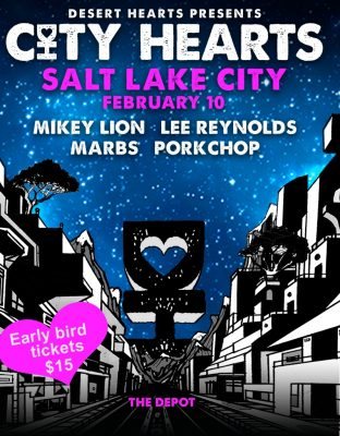 Desert Hearts Presents: City Hearts Tour
