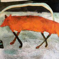 "Fidalis Buehler ""The Walking Stick Diaries"" Paintings"