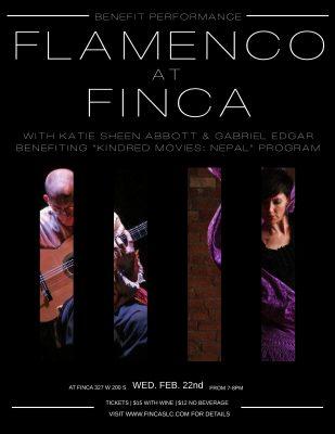 Flamenco at Finca