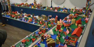 Free Salt Lake Valley LEGO Build