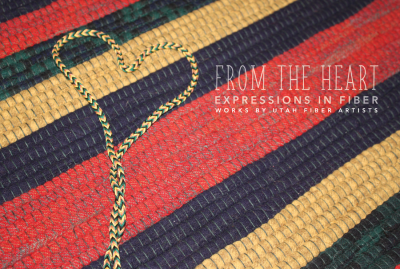 From the Heart: Expressions in Fiber