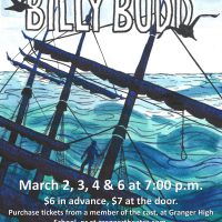 Granger Theatre Presents: Herman Melville's Billy Budd