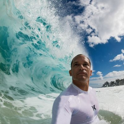 HBLL Documentary Film Series showing Shorebreak: the Clark Little Story