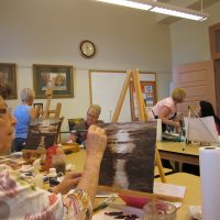 Have you painted with Payne's Grey? - New Class with MaryAnn Johnson