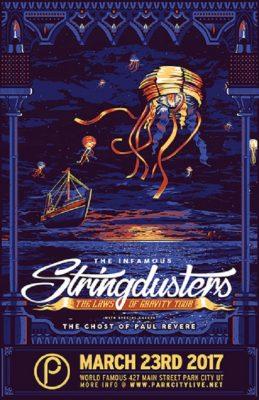 Infamous Stringdusters