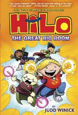 Judd Winick: The Great Big Boom