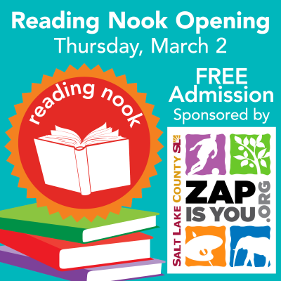Reading Nook Opening