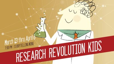 Research Revolution: Live Animal Show