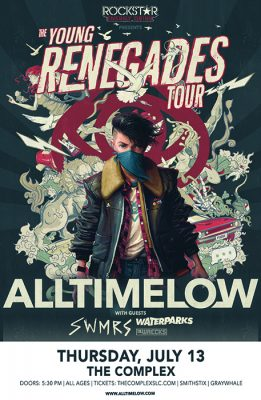 Rockstar Energy Presents: All Time Low