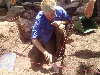 Scientist in the Spotlight: Experimental Archaeology