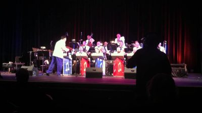 Tad Calcara & New Deal Swing Big Band Swing Da...