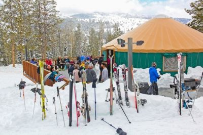 The (In)famous Beaver Mountain Tailgate Party