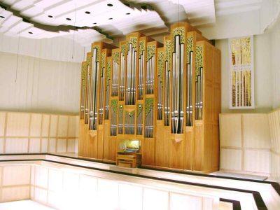 University of Utah Chamber Choir and a Capella Choir
