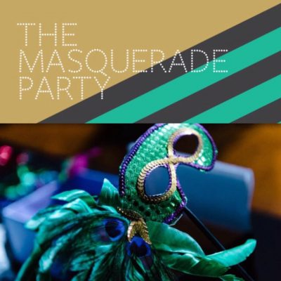 Utah Arts Festival 2017 Masquerade Party