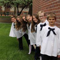Salt Lake Children's Choir Christmas Concert at Th...
