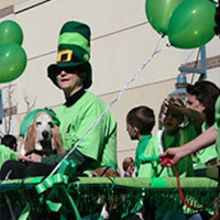2018 Salt Lake City St. Patrick's Day Parade