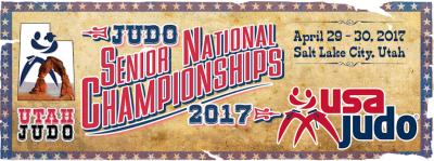 USA Judo Senior National Championships