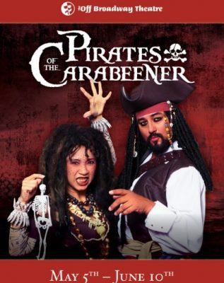 Auditions for Pirates of the Carabeener