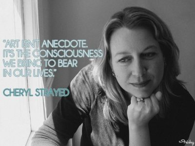 An Evening with Cheryl Strayed