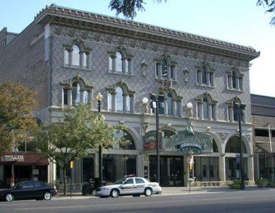Janet Quinney Lawson Capitol Theatre