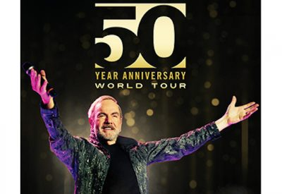 Neil Diamond 50th Anniversary Tour
