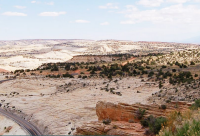 Escalante Petrified Forest State Park