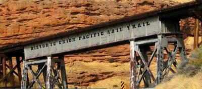 Historic Union Pacific Rail Trail