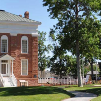 Territorial Statehouse State Park Museum