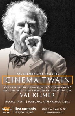 Val Kilmer in Citizen Twain