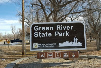 Green River State Park