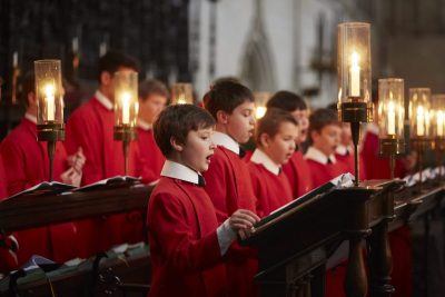 The Choir of King's College