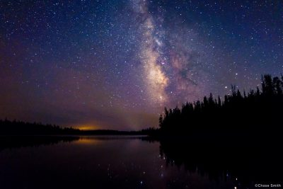 Night Sky Photography at Antelope Island
