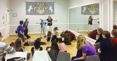 Unicorn Theatre Spring Creative Drama Classes