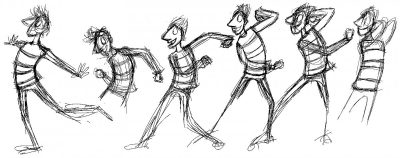 2D Digital Animation for Teens