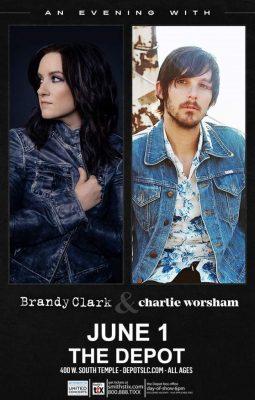 Brandy Clark and Charlie Worsham