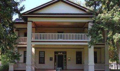 Chase Home Museum of Utah Folk Arts Gallery Stroll