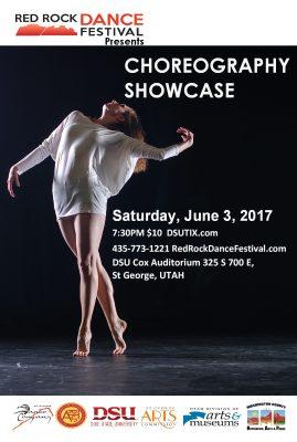Choreography Showcase - Red Rock Dance Festival