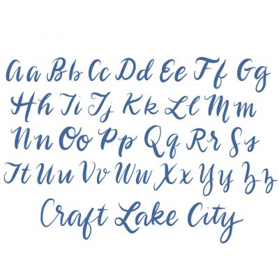 Craft Lake City Presents: Calligraphy Workshop with Sarah Beth Timmons at the Stockist