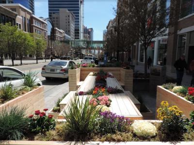 Downtown Garden Stroll