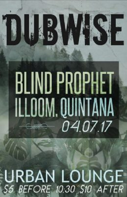 Dubwise with Blind Prophet